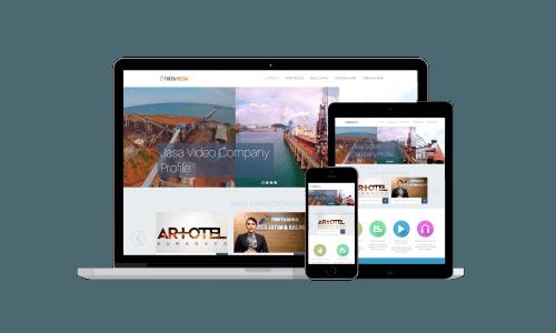 Jasa Pembuatan Website Company Profile Jakarta